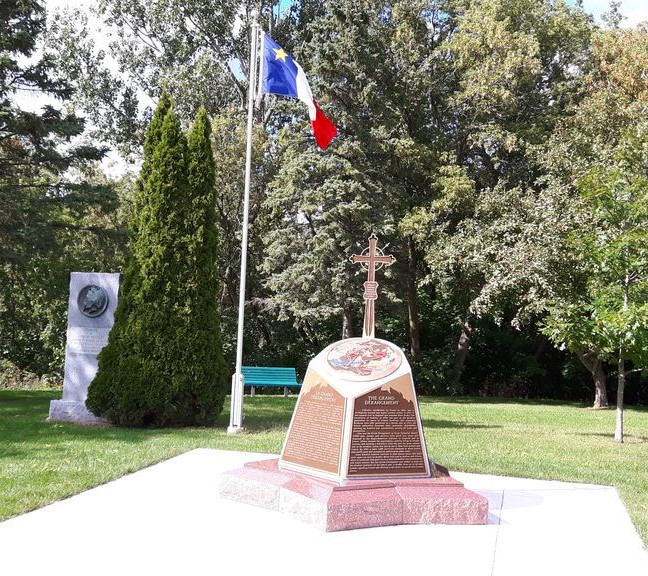 Monument de l'Odyssée - Photo 1